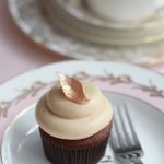 Fall Chocolate Caramel Cupcakes  Sweetopia