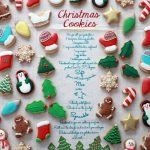 Mini Christmas Cookies  Sweetopia