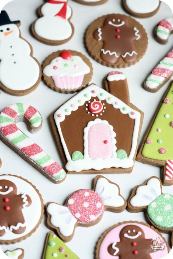 Christmas Baking and Decorating Ideas | Sweetopia