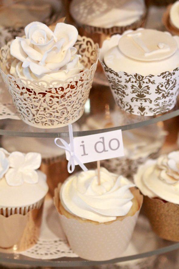 Wedding Dress Cupcake Cake 87 Great Pin It