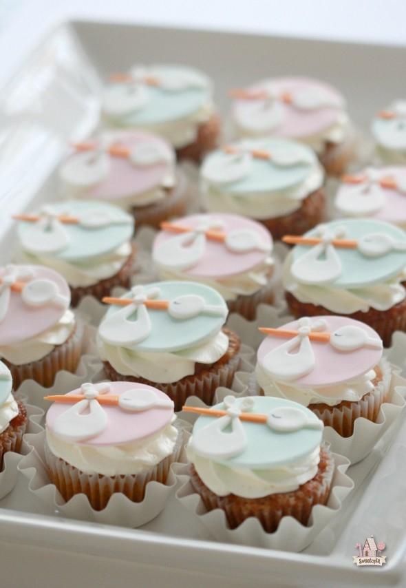 Stork Baby Shower Cake Ideas