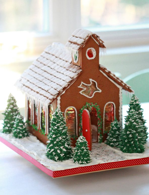 gingerbread-church-recipes