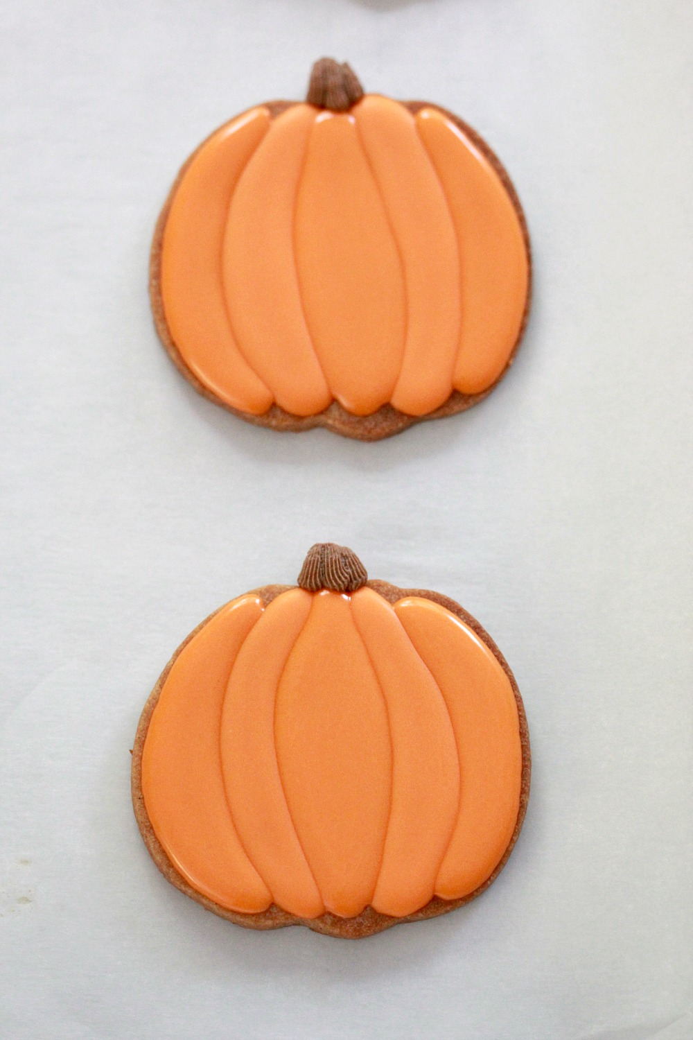 Video How To Decorate Pumpkin Cookies Sweetopia