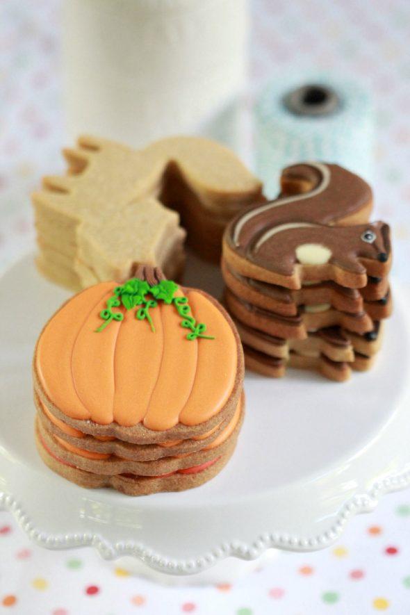 {Recipe} Pumpkin Spice Cut-Out Cookies