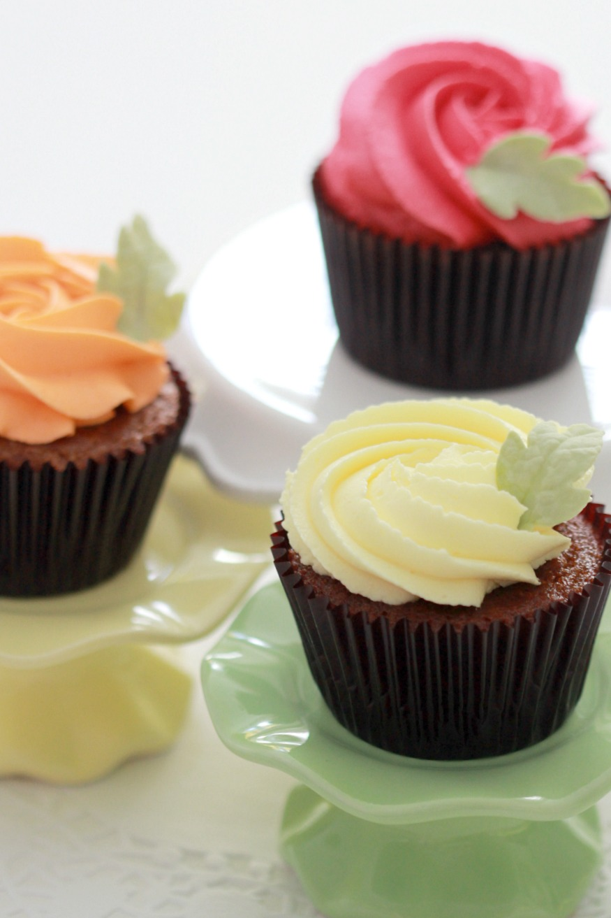 Cakes With Pumpkin As Substitute