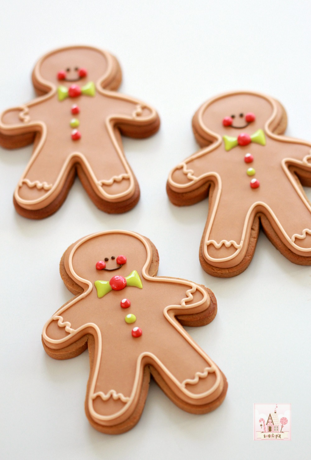 Video Amp Recipe How To Make Gingerbread Cut Out Cookies