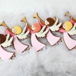 Video Tutorial - Angel Decorated Cookies