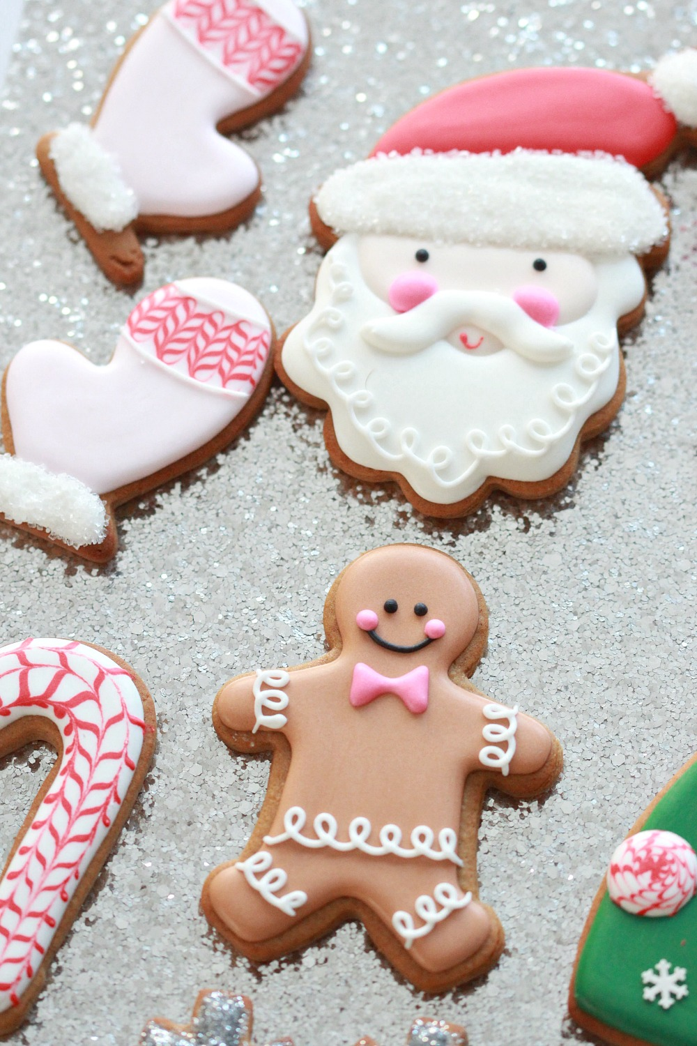 video _ how to decorate christmas cookies with