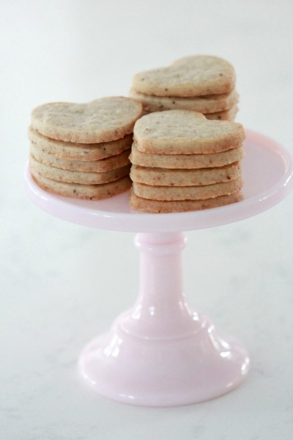 Vegan Almond Sugar Cookie Recipe