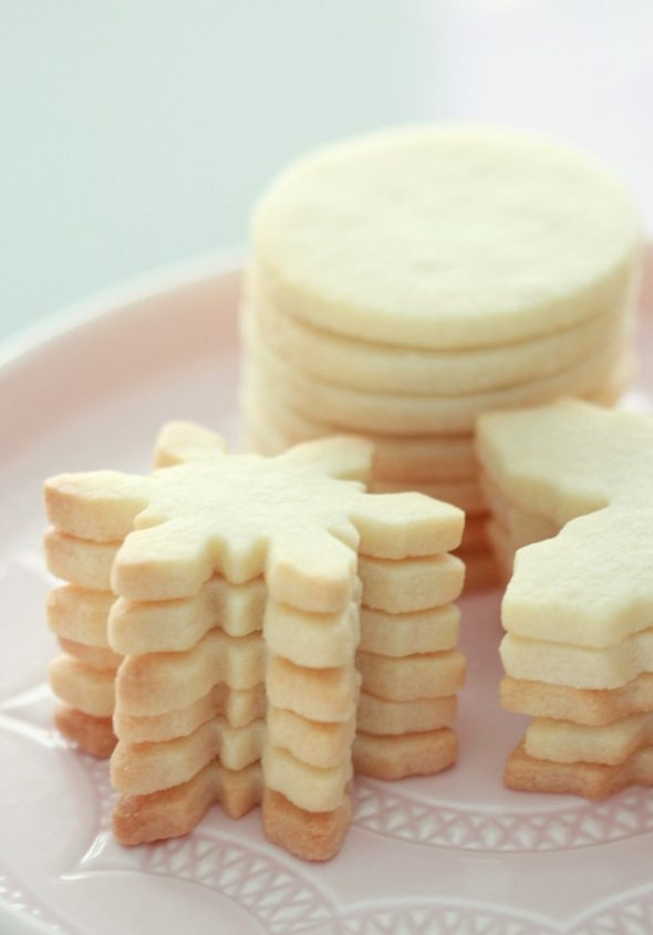 Almond Hazelnut Cut-Out Cookies Sweetopia