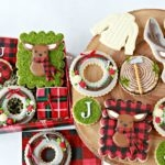Forest Cookies Christmas