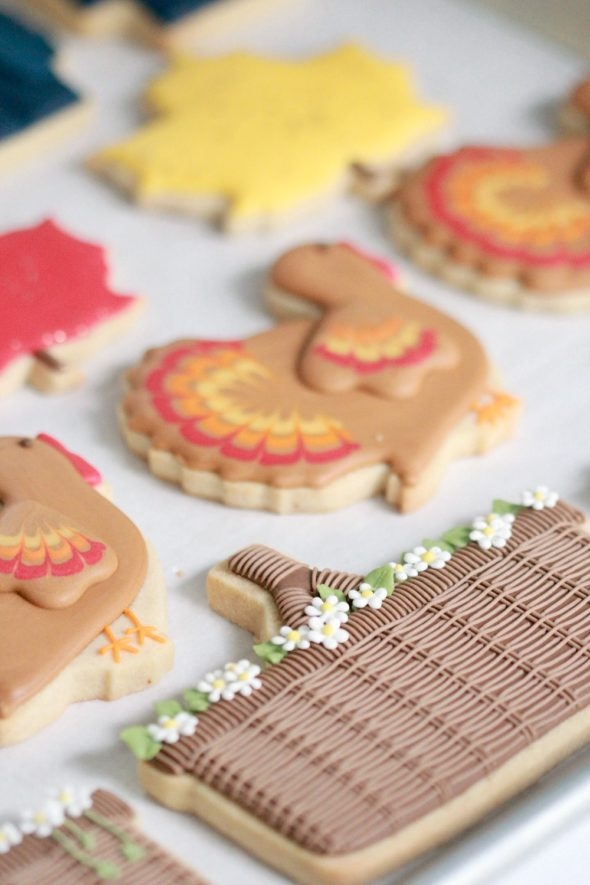 Recipe for Nutmeg Sugar Cut Out Cookies