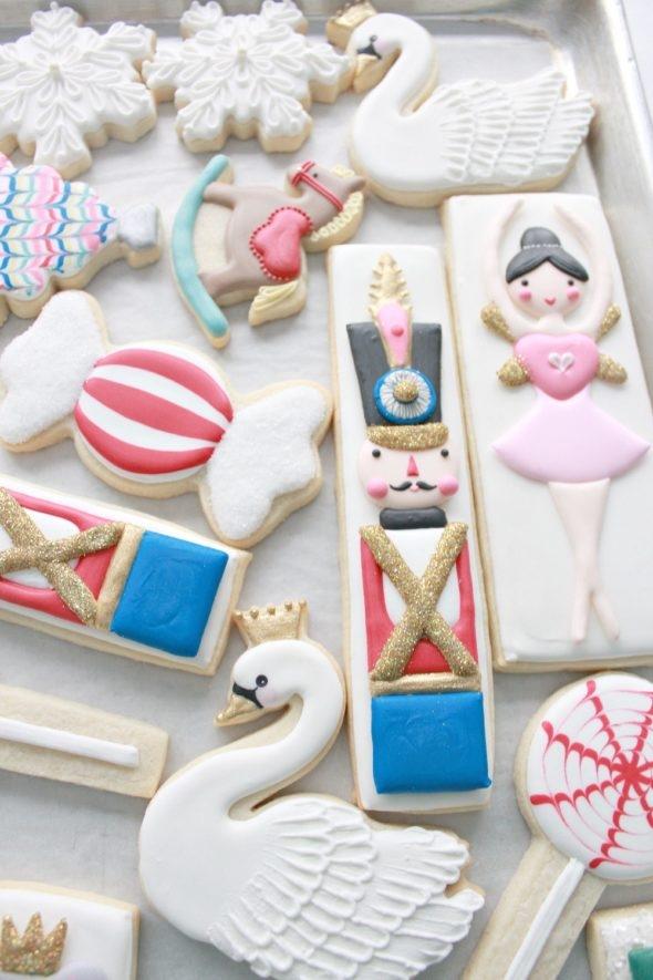 Christmas Nutcracker Cookies