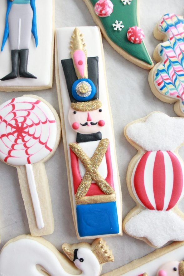 Nutcracker Cookies