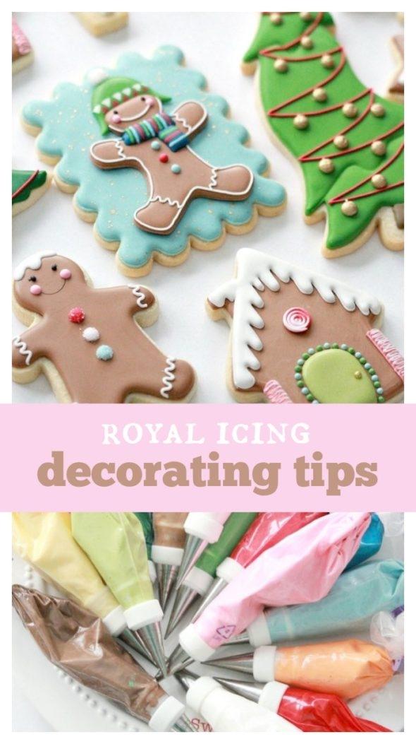 Decorating Tips with Royal Icing