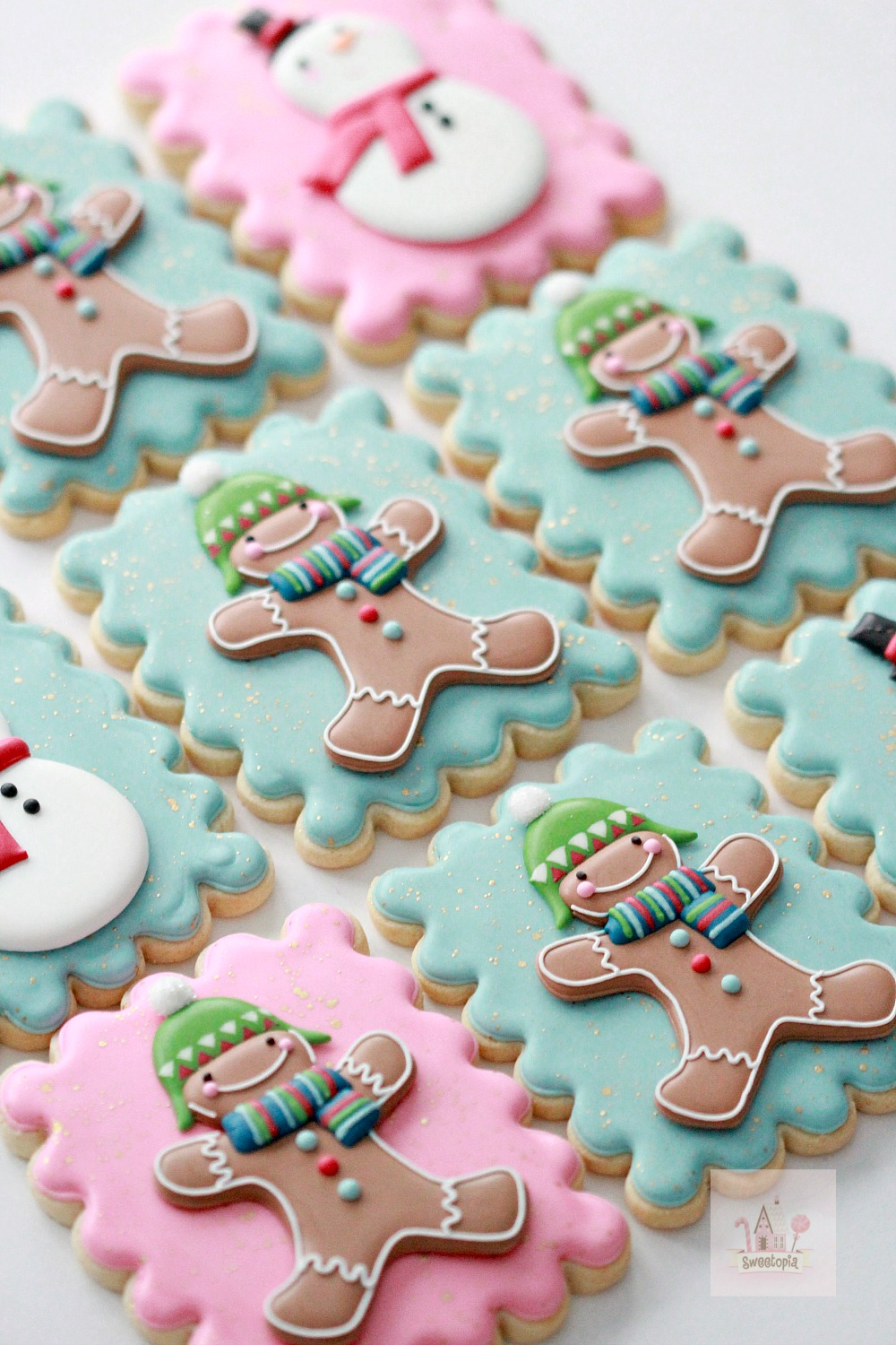 Royal Icing Cookie Decorating Tips Sweetopia