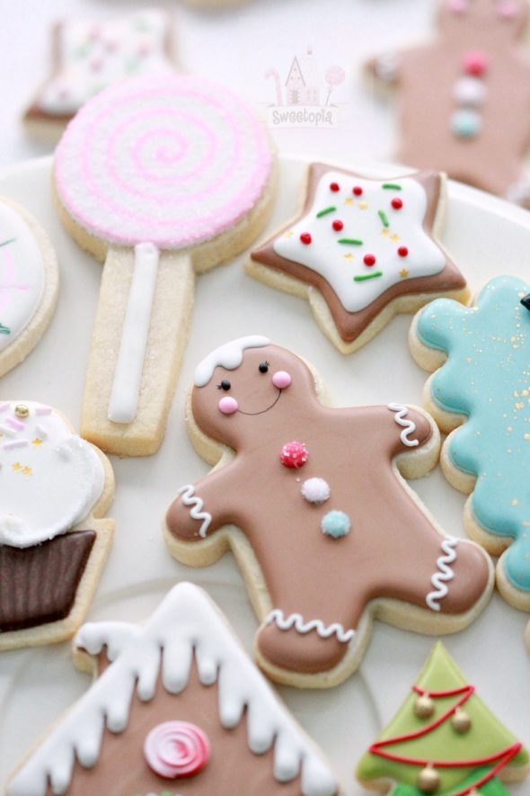 Royal Icing Tips for Cookie Decorating