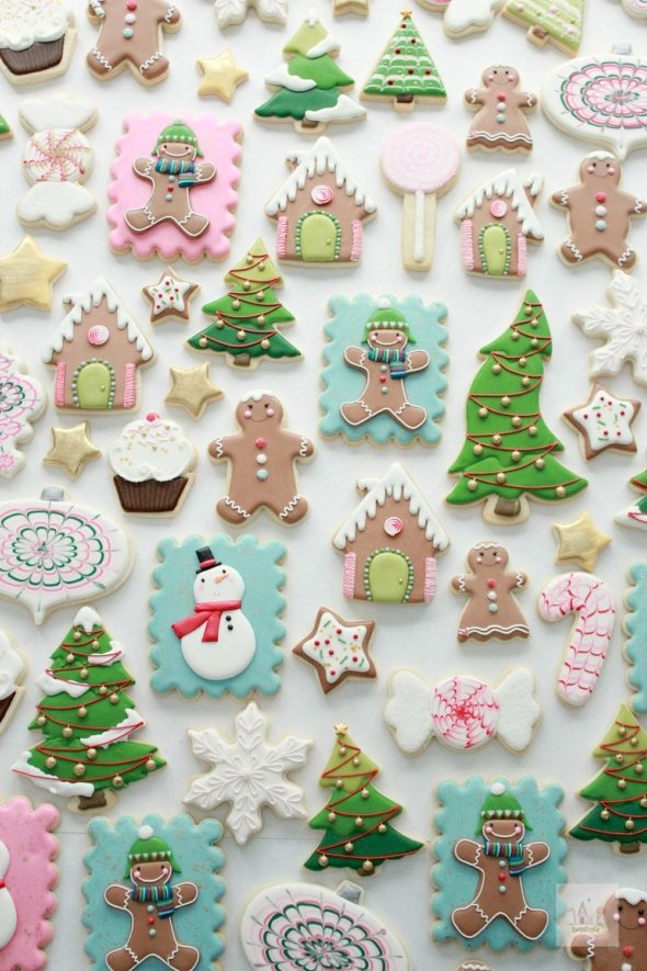 Royal Icing Tips for Cookie Decorating and Christmas Cookies