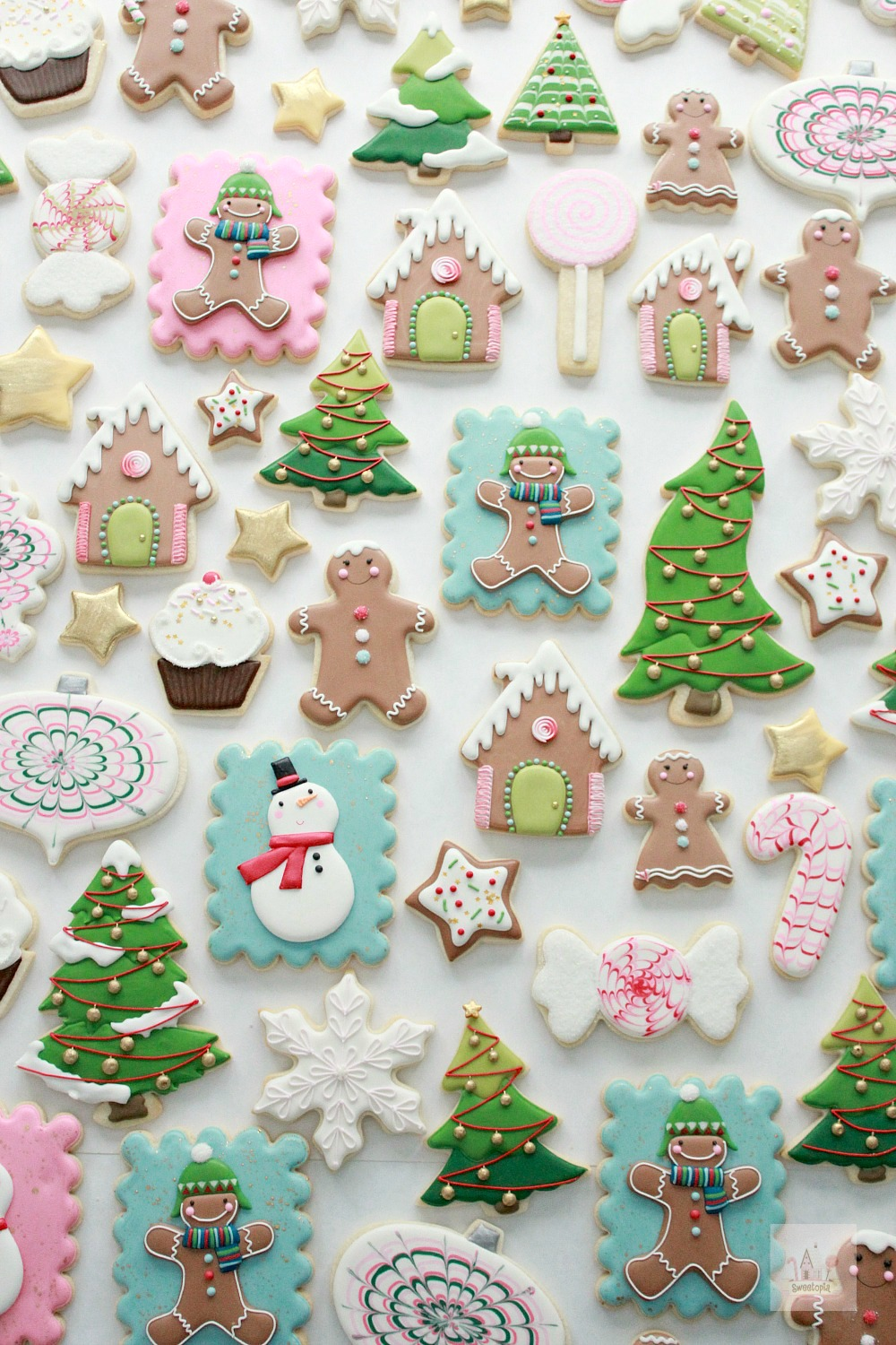 Royal Icing Cookie Decorating Tips | Sweetopia