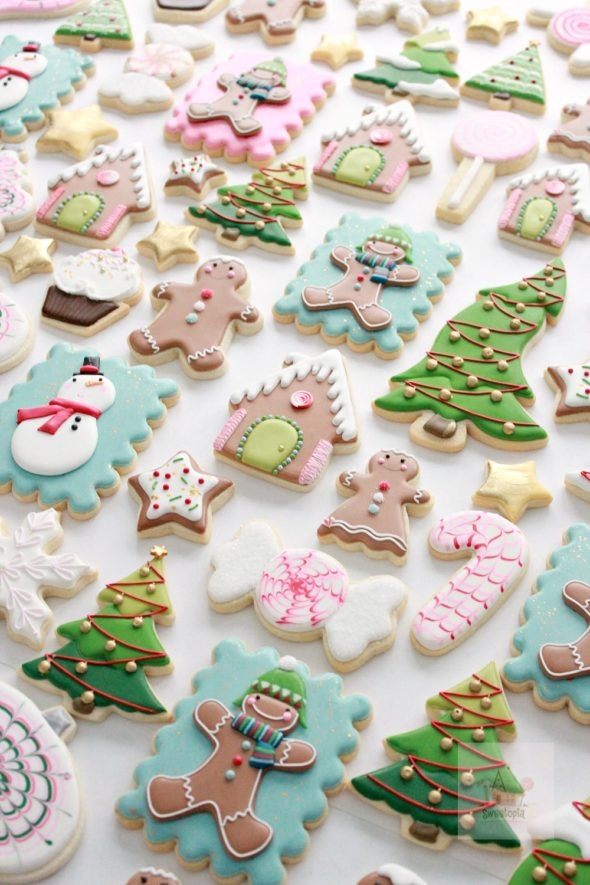 Tips for Decorating Cookies with Royal Icing