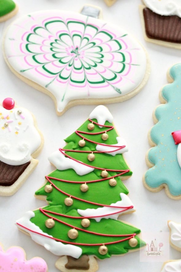 Tips for Decorating Cookies with Royal Icing Sweetopia