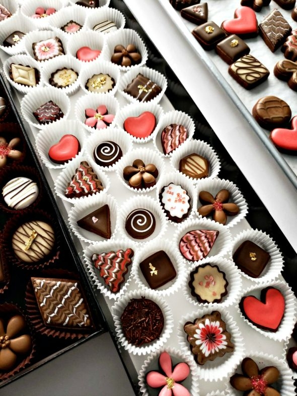 Box of Chocolates Simple Decorated Cookies _ How To