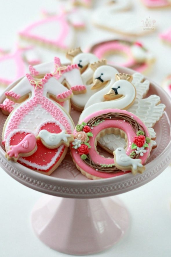 Valentine Cookies Video Tutorial