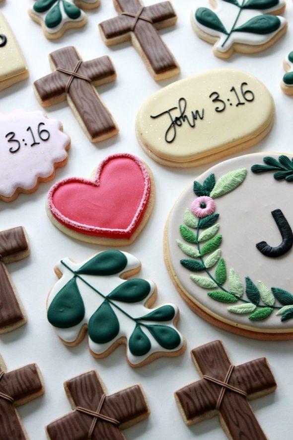 John 3 16 Cookies