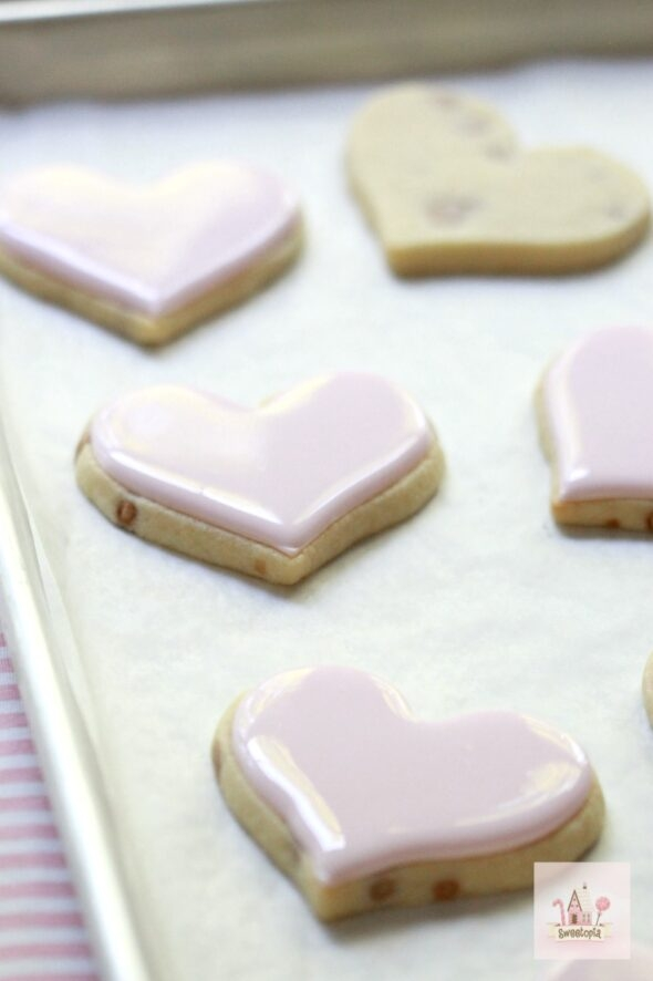 Caramel Cut Out Cookie Recipe Sweetopia