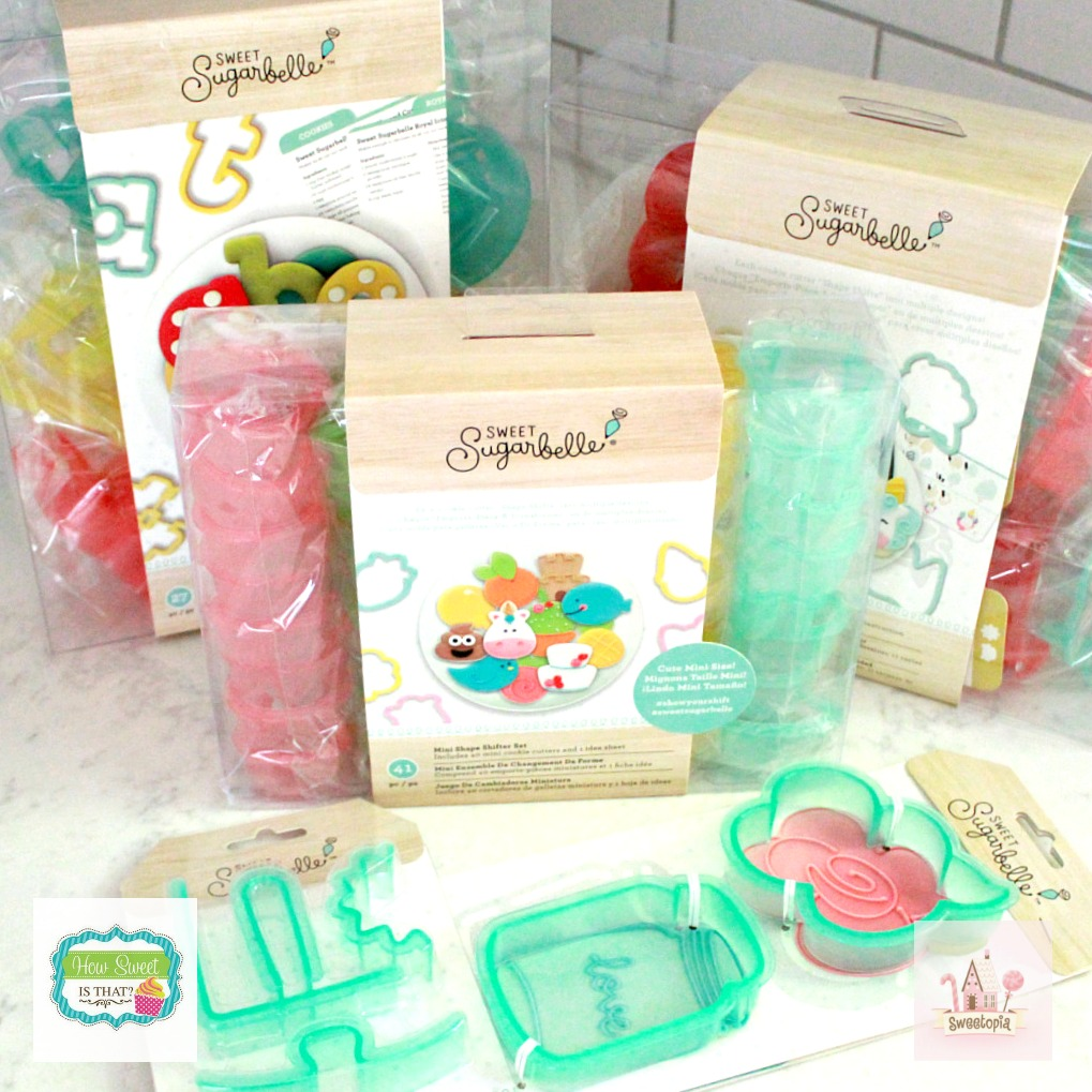 Giveaway on Sweetopia for Sweet Sugarbelle Prizes