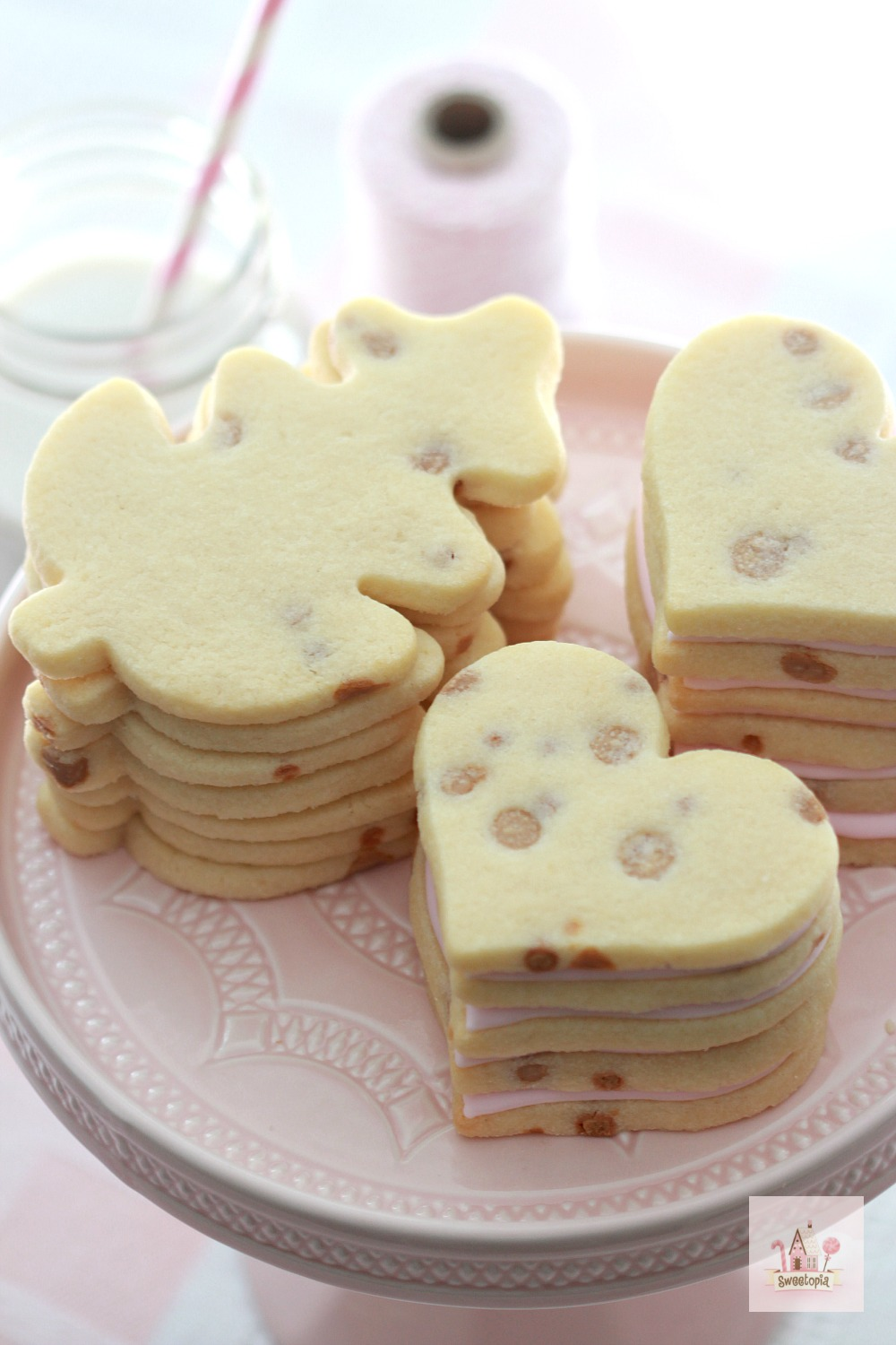 Video Caramel Cut Out Cookie Recipe