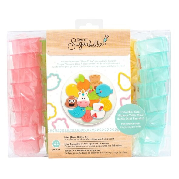 sweet sugarbelle mini cutters set