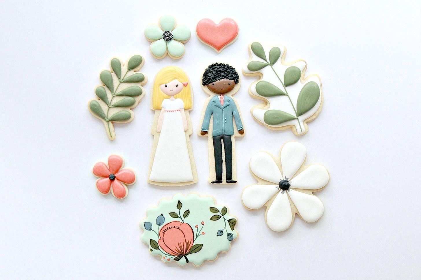 Cookie Decorating Tutorial Digital Download