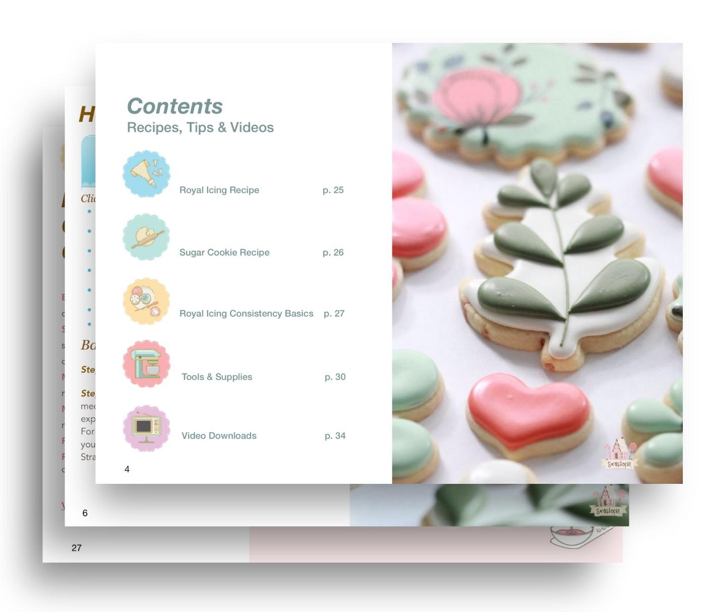 Sneak Peek Sweetopia Digital Download
