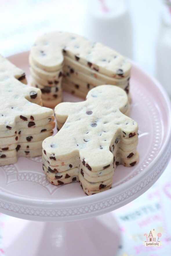 Chocolate Chip Roll Out Cookie Recipe