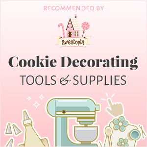 Cookie Decorating Tools and Supplies recommended by Mairan Poirier / Sweetopia / Amazon Baking Supplies